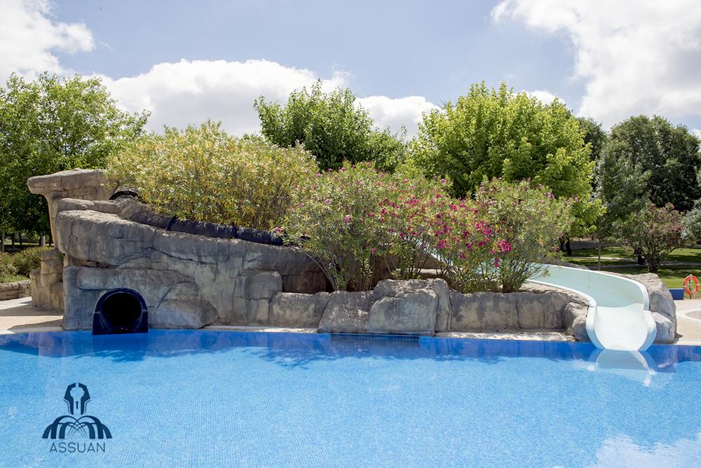 Piscinas assuan en cordoba piscina para adultos for Piscinas de chapa baratas