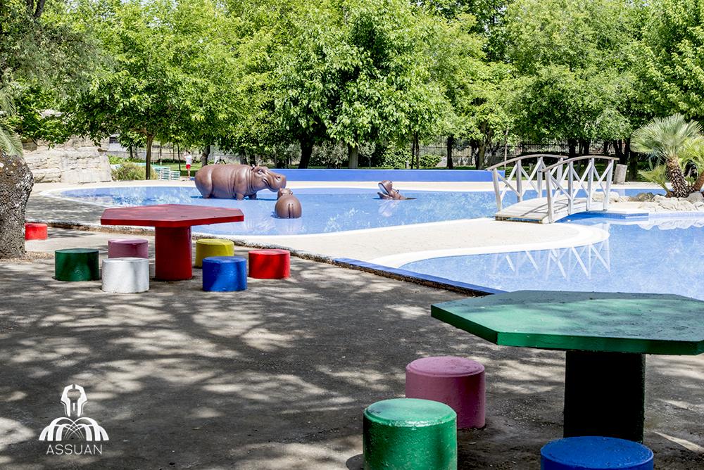 Piscina infantil piscinas assuan en c rdobapiscinas assuan for Piscinas infantiles baratas