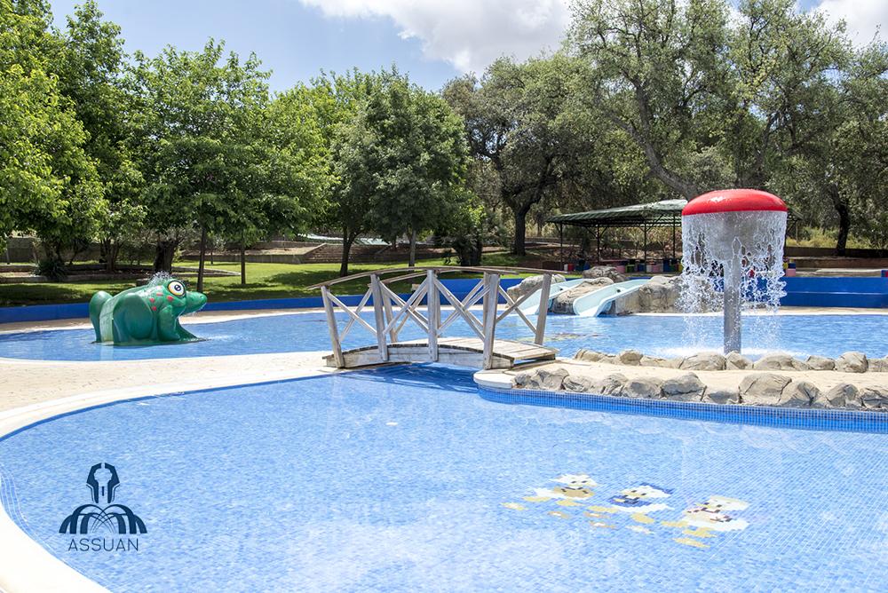 Piscina infantil piscinas assuan en c rdoba for Piscinas infantiles baratas