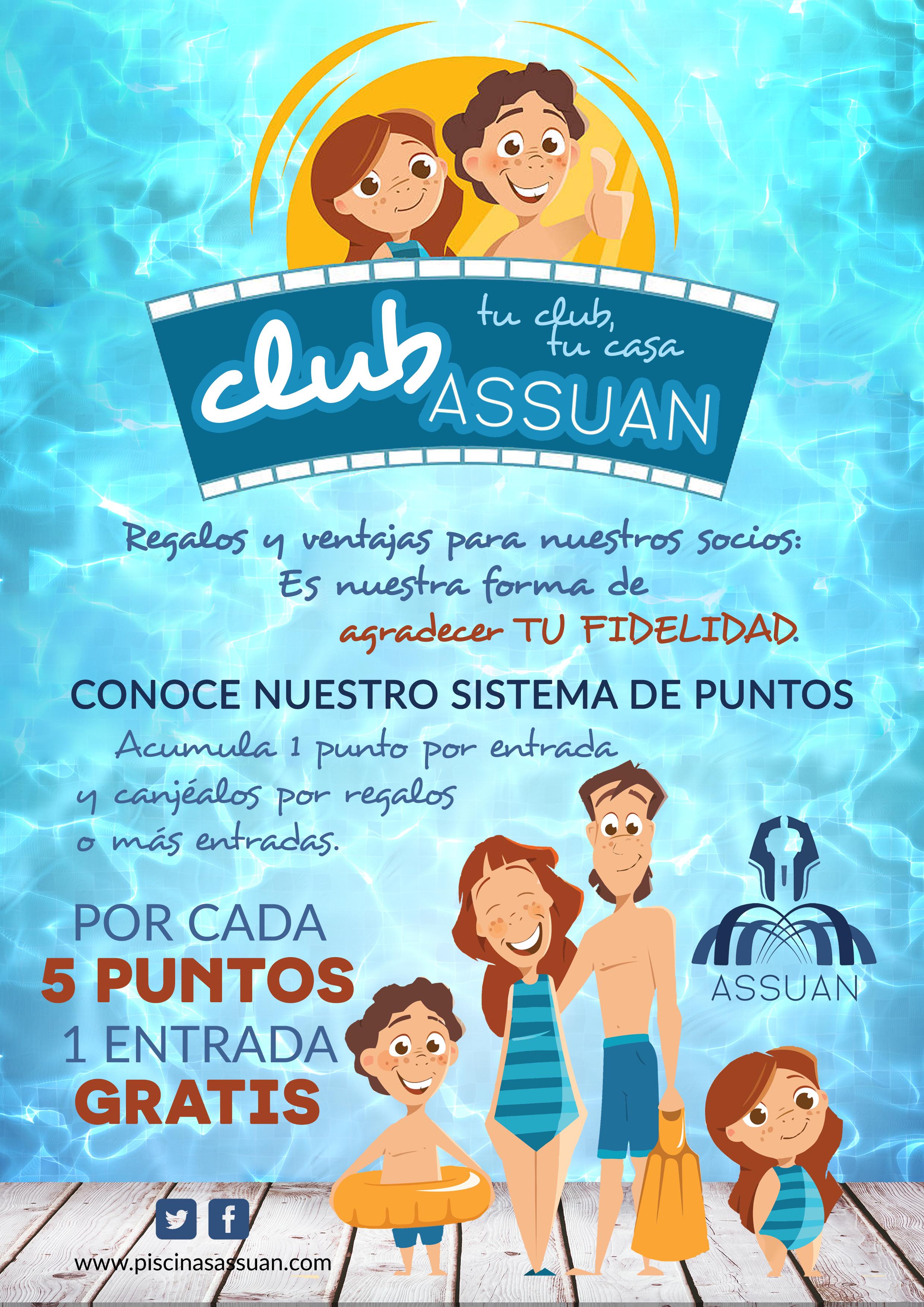 """Nuevo """"CLUB ASSUAN"""""""