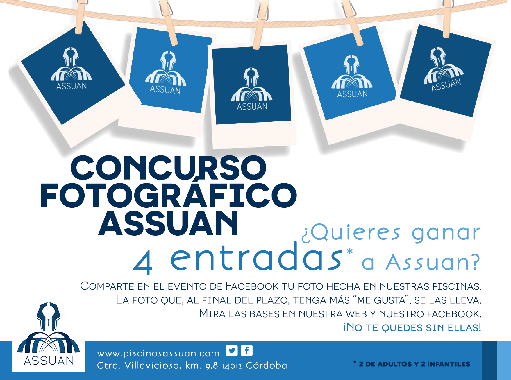 Concurso Fotográfico Assuán 2016