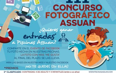 III Concurso Fotográfico Assuan 2017